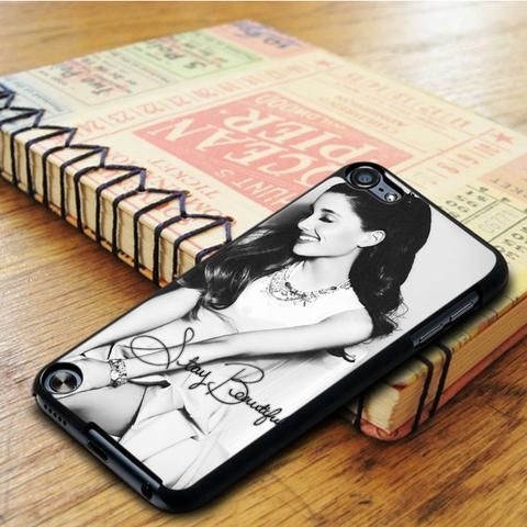 Ariana Grande Story Beautiful iPod 6 Touch Case