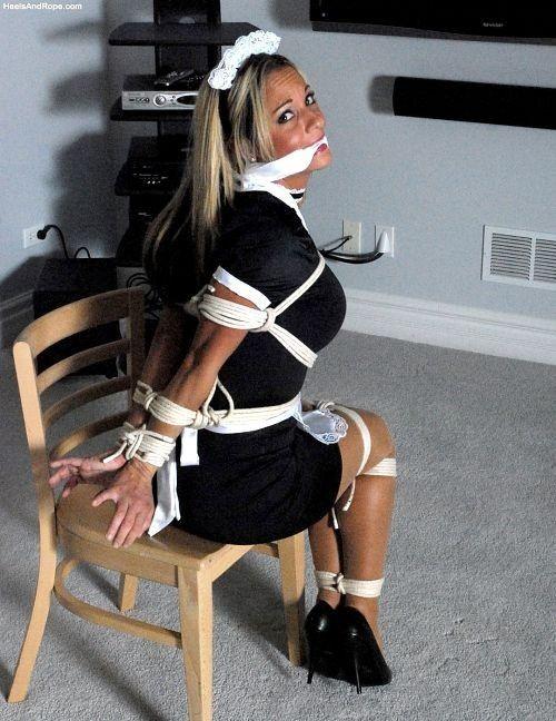 Naked maids bondage revenge naked