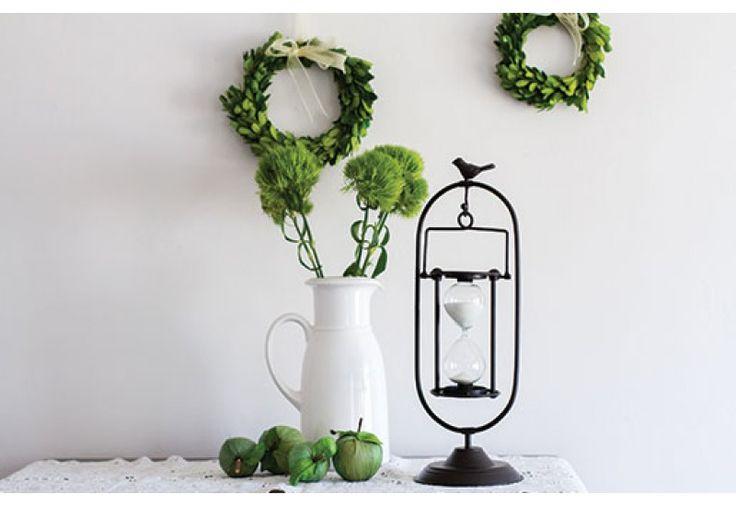 Hourglass | Vintage Hourglass | Hourglass Timer