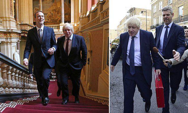 Theresa May summons Boris Johnson and Philip Hammond to No 10