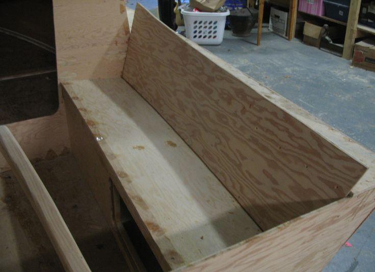 How To Build Pontoon Boat Seats Velera