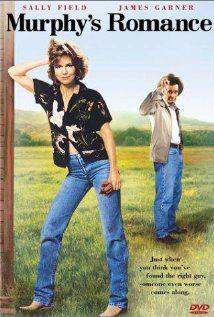 Murphy's Romance- comedic romantic drama starring Sally Field & James Garner
