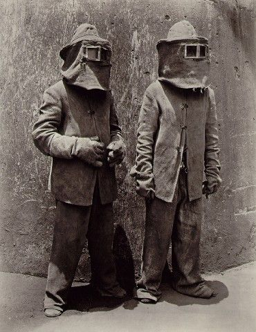 Fire Workers  1935
