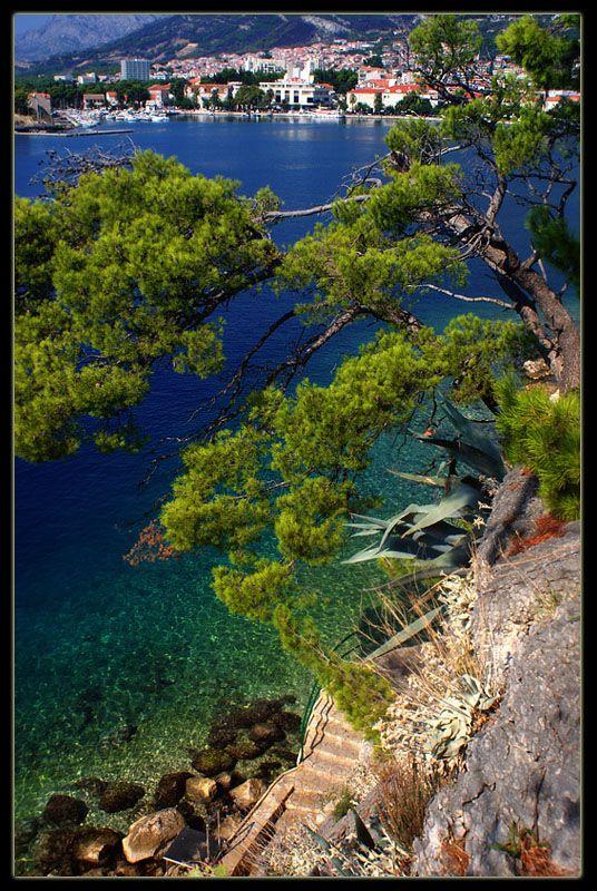 Donja Luka Bay, Makarska Riviera, Croatia