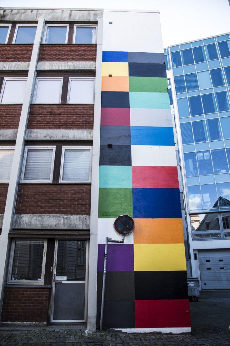 Nuart Festival 2015: Futura (US) - Graffiti Street
