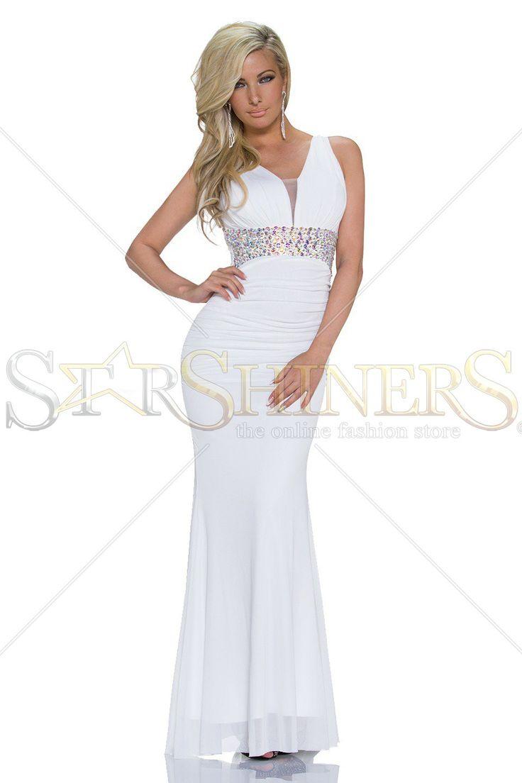 Divine Girl White Dress