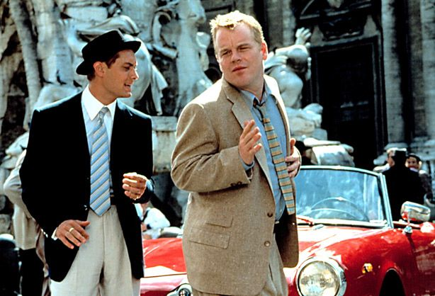HOME / BLOGS / THE CULTURE BLOG The 20 Greatest Performances by Philip Seymour Hoffman Starting in 1992 with Scent of a Woman, he mastered a stunning range of roles By Elizabeth Griffin COMMENTS 52  SHARE      R.I.P Mr Hoffman The Talented Mr Ripley Read more: The 20 Greatest Performances by Philip Seymour Hoffman - Esquire  Follow us: @Esquire Magazine on Twitter | Esquire on Facebook  Visit us at Esquire.comThe 20 Greatest Performances by Philip Seymour Hoffman - Esquire