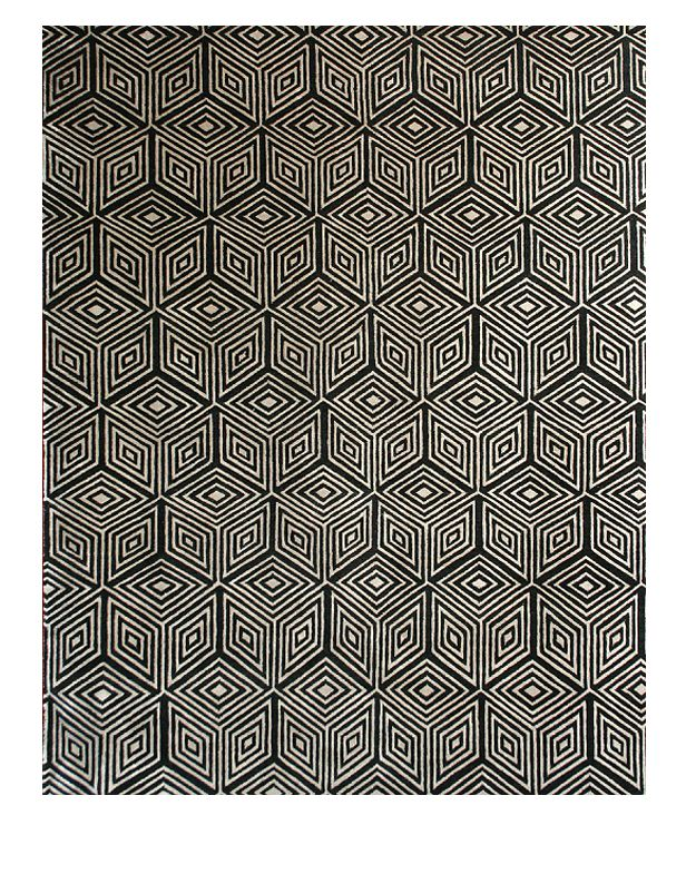 Optical Cube | Rugs Carpets and Design