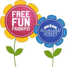 Highland Street Foundation's Free Fun Fridays:  Top 5 Picks for Boston Families | Mommy Poppins Boston