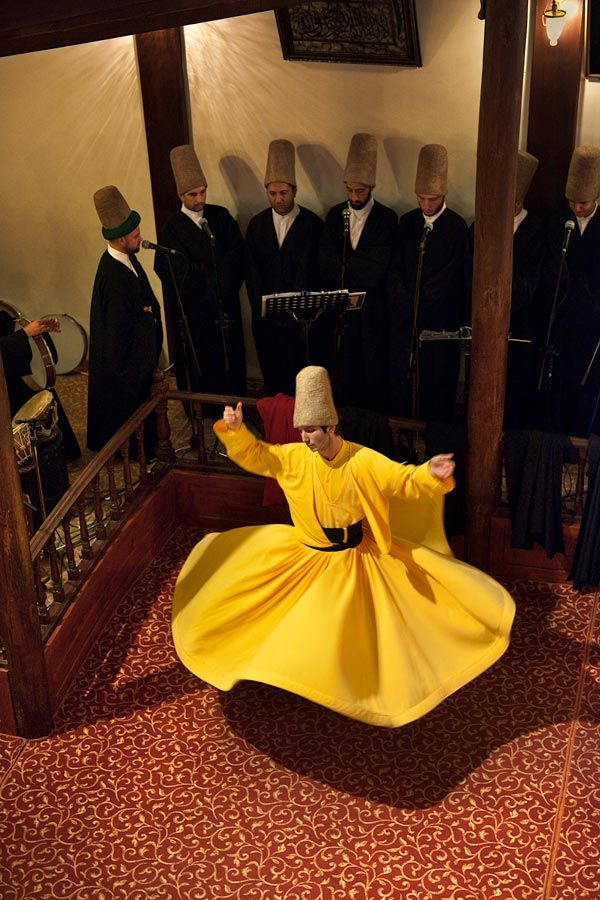 Dervish Lodge of Karabash-i Veli // Bursa, Turkey ~~ watch the whirling ~~  http://www.youtube.com/watch?v=aphKj1Ysc00
