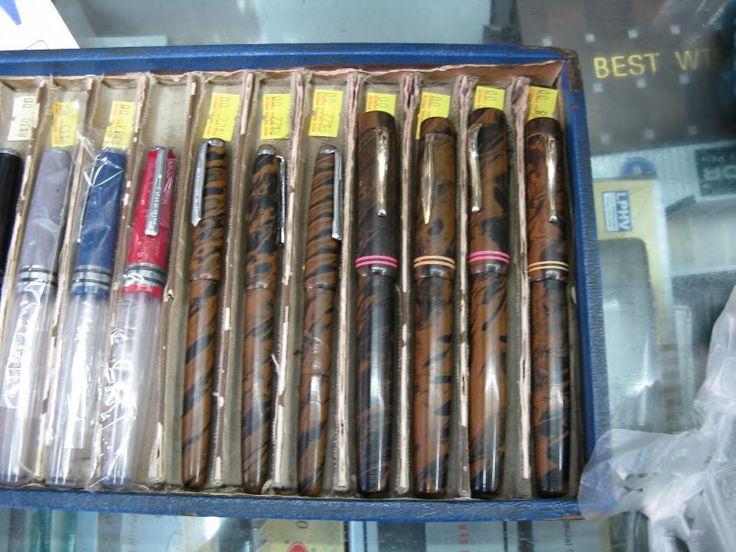 Madras pen shops - Pictures & Pen Photography - The Fountain Pen Network