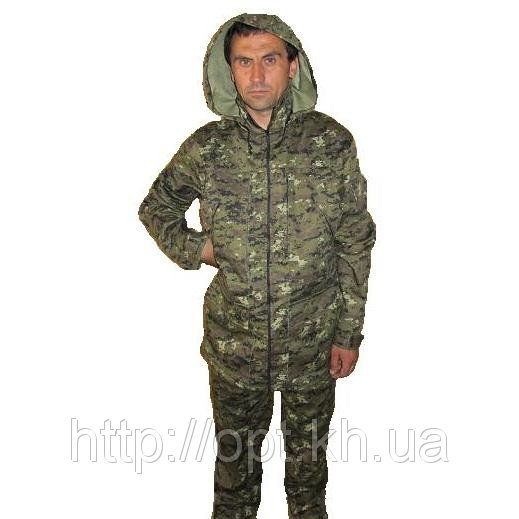 Армейский полевой костюм Цифра