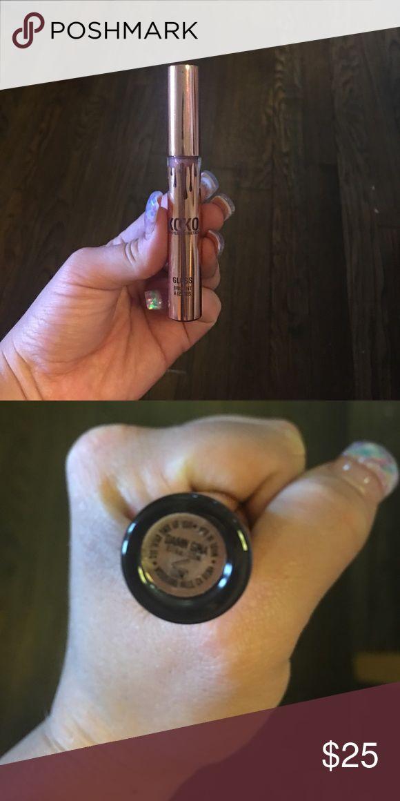 Damn Gina Kylie gloss Damn Gina Kylie gloss Kylie Cosmetics Makeup Lip Balm & Gloss