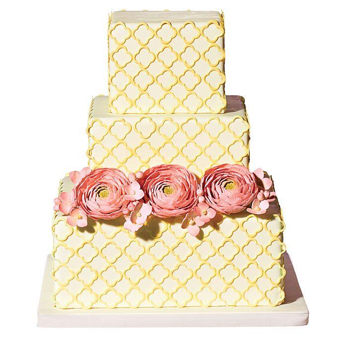 128 best Wedding Cake images on Pinterest | Cake wedding, Beautiful ...