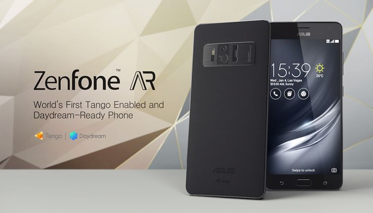 Asus ZenFone AR With Google DayDream, Tango Support launched at Rs 49,999