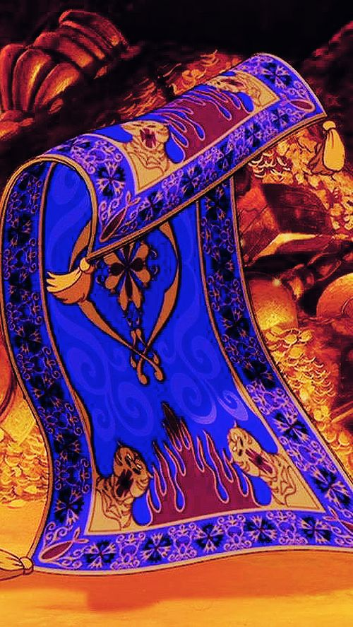 Carpet | Aladdin | Pinterest