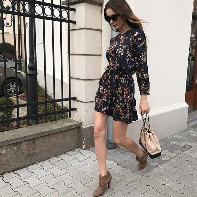 Aria dress • street style