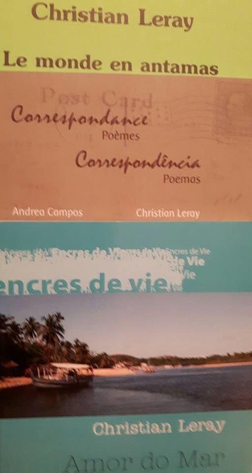 Christian LERAY au Festival culturel SEVENADUR le 4mars 2017 Printemps des Poètes au TY ANNA à 15h30