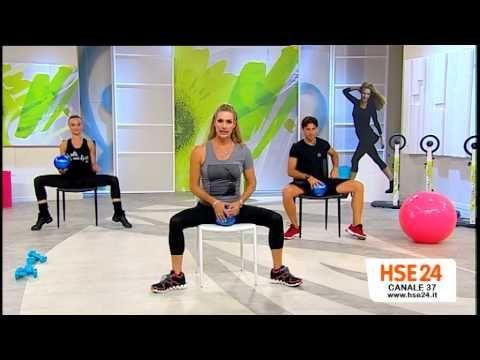 Jill Cooper - HSE 13 Gambe belle - YouTube
