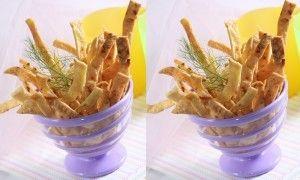 Cheese carot stick - Tabloid Nakita