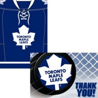 Toronto Maple Leafs Party Supplies-Party City Canada