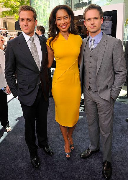 Gina Torres, 2013 Imagen Award nominee for Best Supporting Actress for SUITS