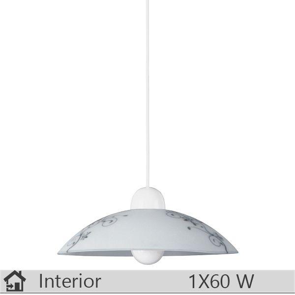 Pendul iluminat decorativ interior Rabalux, gama Bloomy, model 1848