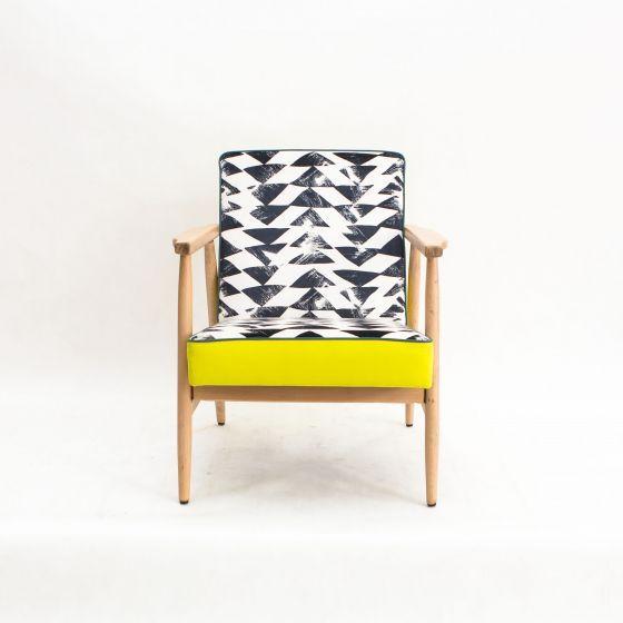 Ożeźwiająca Limonka  #retro #design #vintagedesign #retrodesign #oldschool #70's #60's #remake #furnitureremake #polishfurniture #PRL #neon #lime #citrus