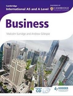 Cambridge International AS and A Level Business Studies free download by Malcolm Surridge Andrew Gillespie ISBN: 9781444181395 with BooksBob. Fast and free eBooks download.  The post Cambridge International AS and A Level Business Studies Free Download appeared first on Booksbob.com.