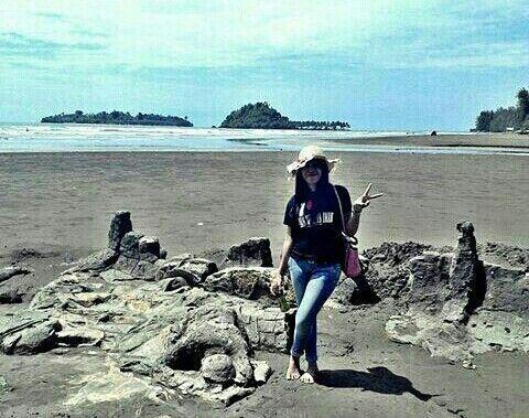 Batu malin kundang (west sumatera)