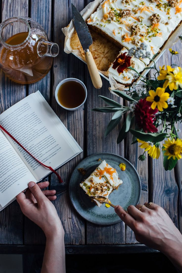 """our food stories: simple & glutenfree carrot cake inspired by the new novel """"kitchens of the great midwest"""" by j. ryan stradal"""