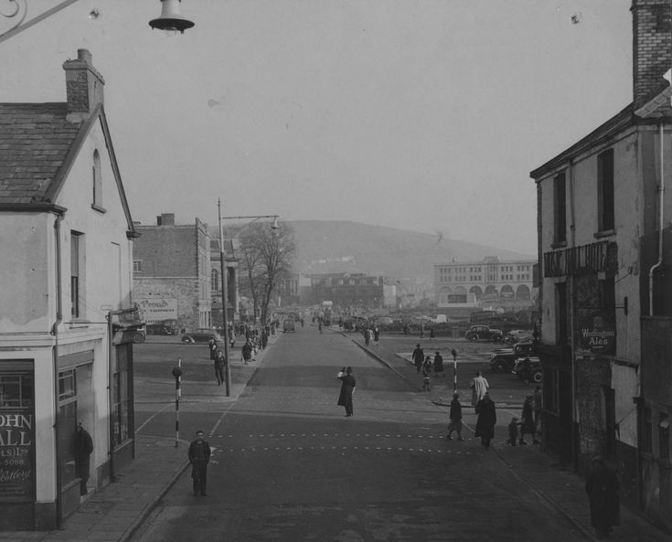 Kingsway, Swansea | Peoples Collection Wales