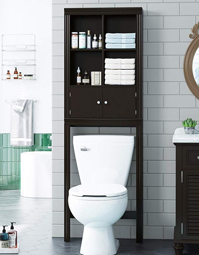 Spirich Home Bathroom Shelf Over The Toilet