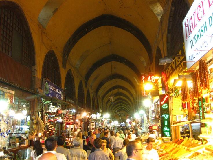 Egyptian Spice Bazaar, Istanbul
