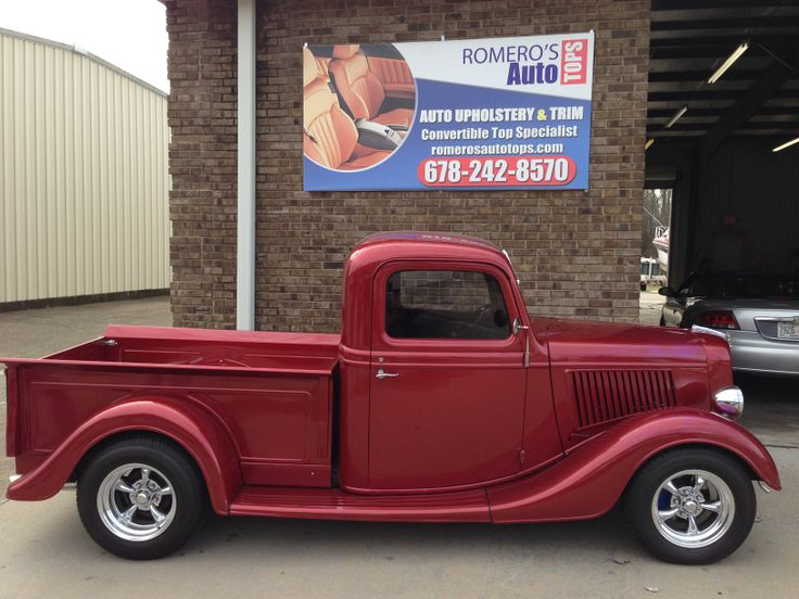 1000+ images about 1936 Ford Pick-Up Truck on Pinterest ...