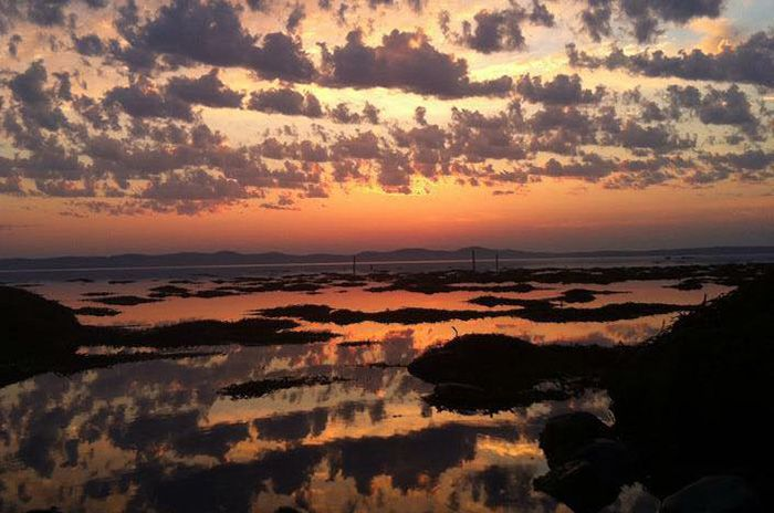The Great Canadian Bucket List: The Best Sunrises in Canada | St. Andrews and Campbellton, New Brunswick #ExploreNB