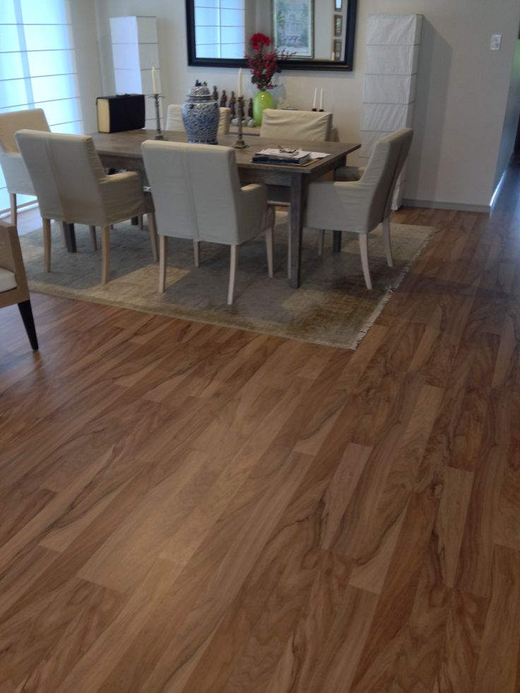 Hard wearing spotted gum laminate from Solomons
