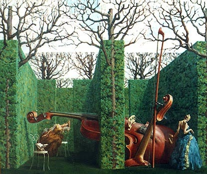 Surrealism and Visionary art: Alexej Ravski
