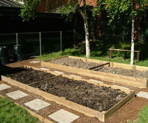 7 best gardening images on Pinterest Back garden ideas Garden