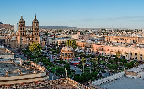 Durango, Mexico- My parents are from here and I loved visiting as a kid.
