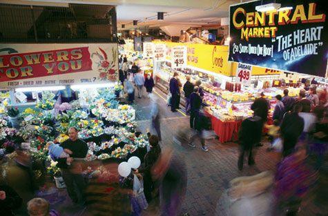 Central Market, Adelaide, Australia