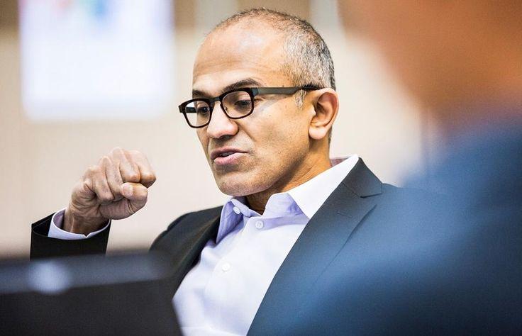 O Satya Nadella νέος CEO στη Microsoft | Computers | Η ΚΑΘΗΜΕΡΙΝΗ