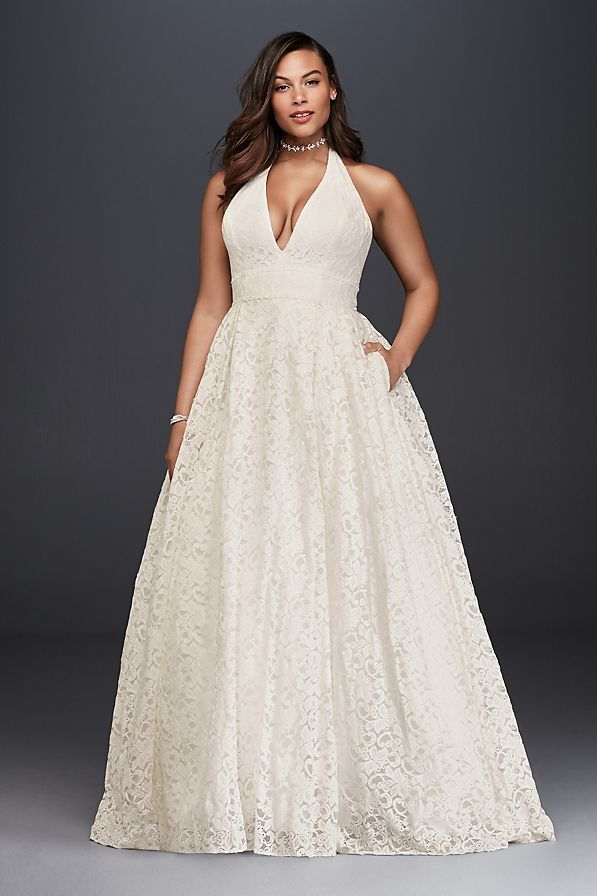 Best 25 vegas wedding dresses ideas on pinterest short for Plus size silk wedding dresses