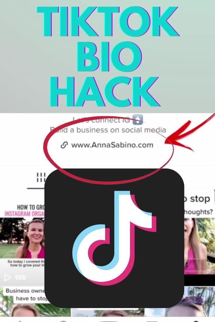 How to add a link to your tiktok bio clickable website