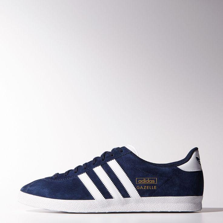 adidas Gazelle OG Shoes - Blue | adidas US
