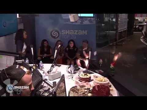 "Little Mix Reenacts Famous ""Matilda"" Cake Scene - http://oceanup.com/2015/10/12/little-mix-reenacts-famous-matilda-cake-scene/"