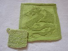 Ravelry: Dragon pattern by Louise Sarrazin