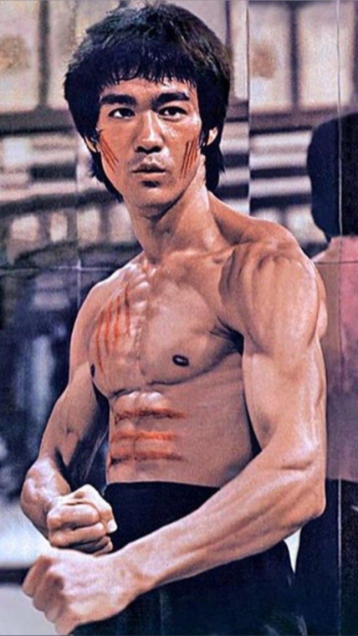 Pin De Jheimison Silva Em Desenho Realista Bruce Lee Artes