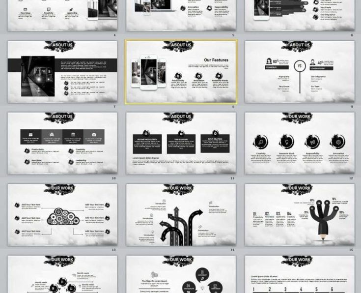 20+ Business professional powerpoint templates