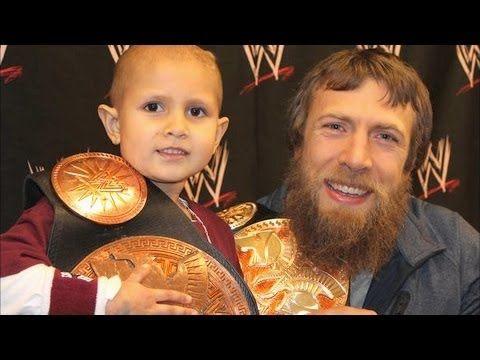 WWE honors Connor Michalek - YouTube